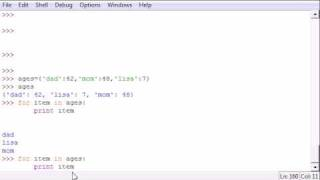 Python Programming Tutorial - 26 - Infinite Loops and Break