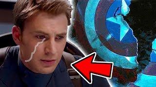 Here's How Captain America Will Die In Avengers: Endgame