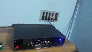 B.N electronics  5.2 optical coaxial input