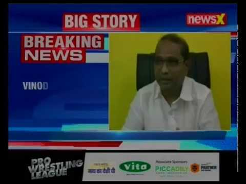 NewsX has accessed an exclusive audio clip of Goa water resources minister