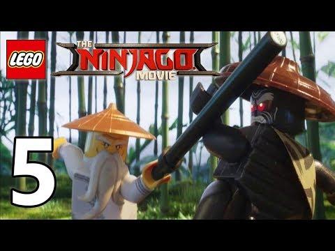LEGO NINJAGO LE FILM - Le Jeu Vidéo FR #5 streaming vf