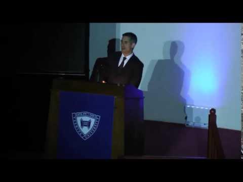 Yom Hazikaron and Yom Haatzmaut 5775 program at Yeshiva University
