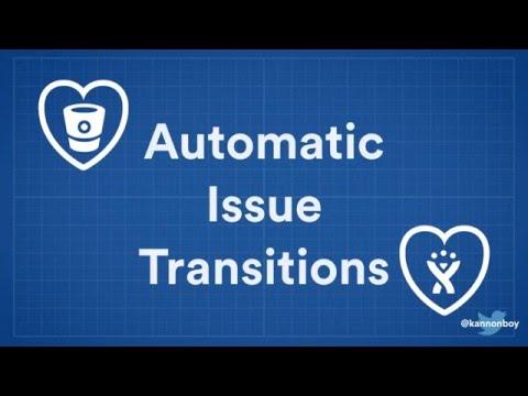 JIRA + Bitbucket Webinar - Automatic Issue Transitions (Part 3/5)