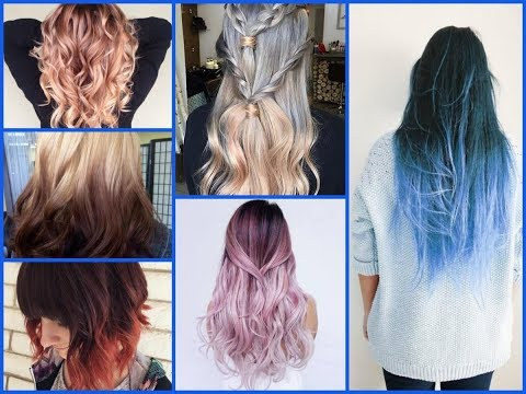 New Gorgeous Ombre Hair Color Ideas - Hair Color Trends - YouTube