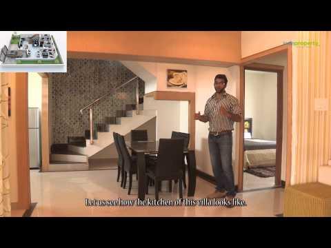 Janapriya Silver Crest 3 BHK Villas At Sainikpuri, Secunderabad - A Property Review By IndiaProperty