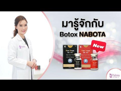มารู้จักกับ Botox NABOTA