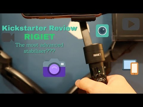 Review: Rigiet Gimbal (Kickstarter)