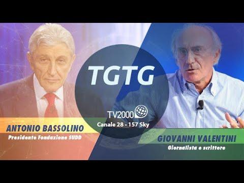 TGTG del 25 febbraio 2021 - Antonio Bassolino e Giovanni Valentini