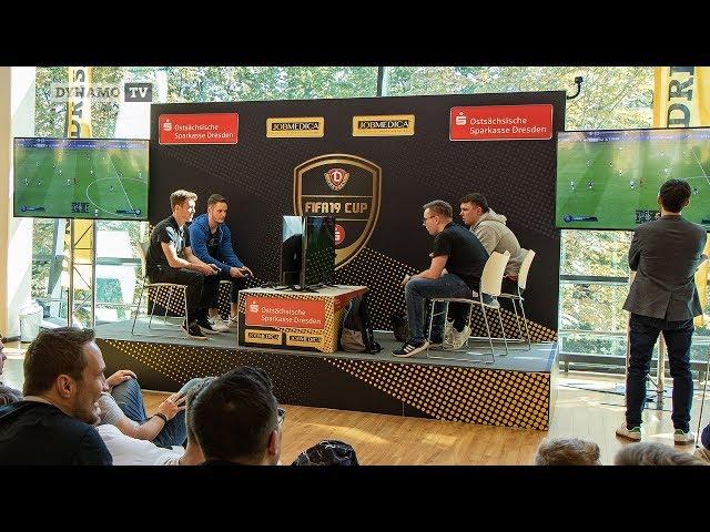 """1. Dynamo Dresden FIFA 19 Cup"" | Rückblick"