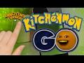 Annoying Orange Kitchenmon GO