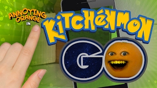 Annoying Orange - Kitchenmon IR!