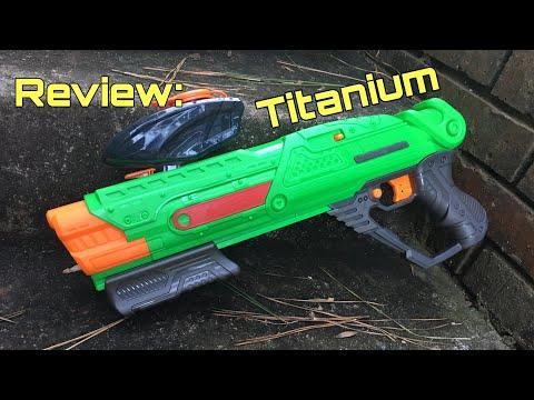 Honest Review: Dart Zone Titanium