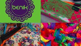 Bolsas Mexicanas Artesanales  BENIK:  Made In MEXICO