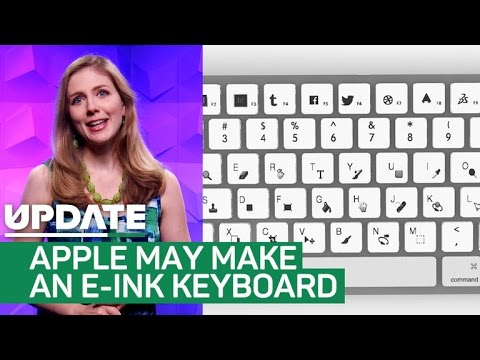 Download Apple's future MacBooks may have e-ink keyboards (CNET Update)