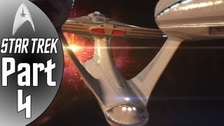 Star Trek The Game - Part 4 - Space fight (PS3) (Walkthrough) [HD]