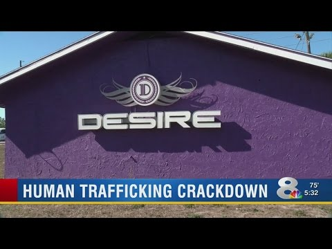 Pasco sheriff cracks down on human trafficking