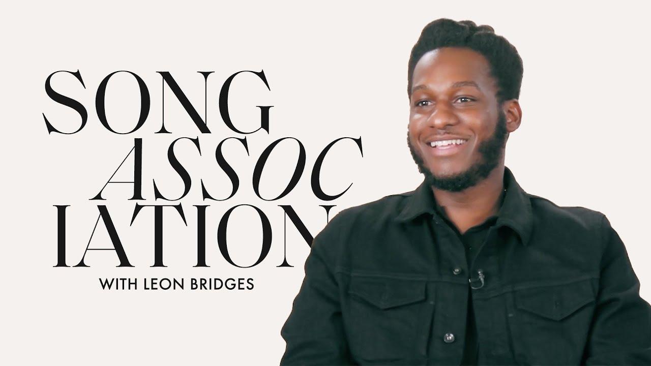 Leon Bridges Sings Miguel, Usher, and