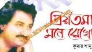 Priyotoma Mone Rekho Koto Je Sagor Nodi Bangla Karaoke ᴴᴰ DS Karaoke