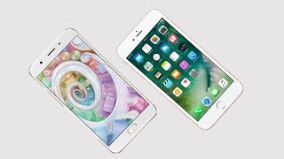 Oppo F1s vs iPhone 6s Plus Comparison Reviews