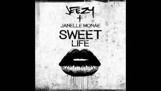 """Jeezy feat. Janelle Monae """"Sweet Life"""" #SundayService"""