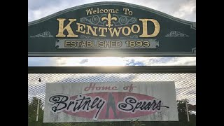 Britney Spears Hometown Sign