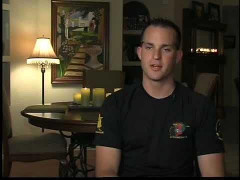 Marine remembers becoming amputee