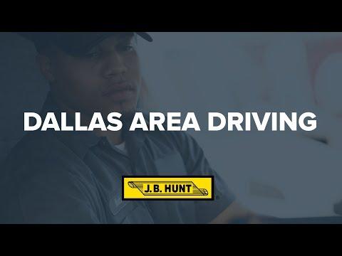 J.B. Hunt Dallas Truck Driving Jobs
