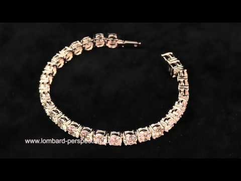 браслет с бриллиантами в ломбарде ПЕРСПЕКТИВА