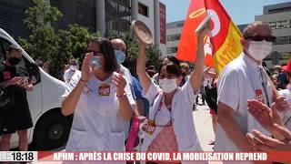 Marseille : la crise du Covid-19 passe, les revendications restent