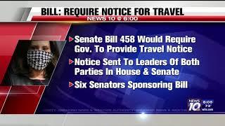Sen. Barrett joins WILX to discuss Senate Bill 458