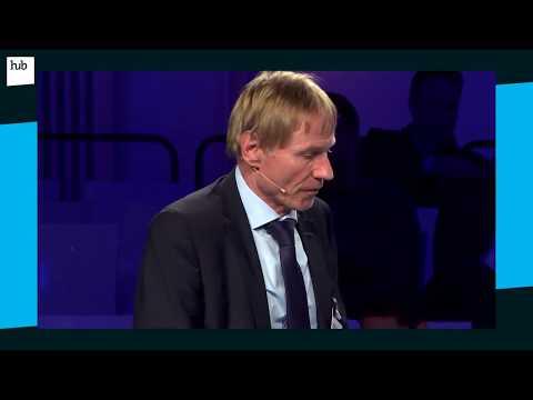 Get connected - the Digital Hub Initiative | Dr. Andreas Goerdeler | hub.berlin 2017