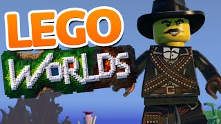 Wild West! - LEGO Worlds - Episode 11 (Let
