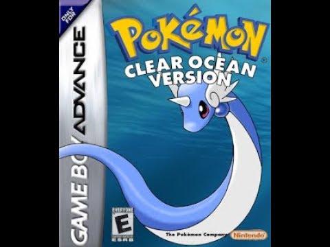 Pokemon Clean Ocean - Hacks GBA (+download)