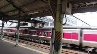 JR山陰本線キハ189系気動車特急はまかぜ1号浜坂行き豊岡駅発車