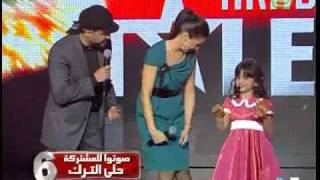 Arabs Got Talent - Semi-final - Ep12 - حلى الترك