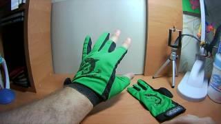 видео перчатки для зимней рыбалки