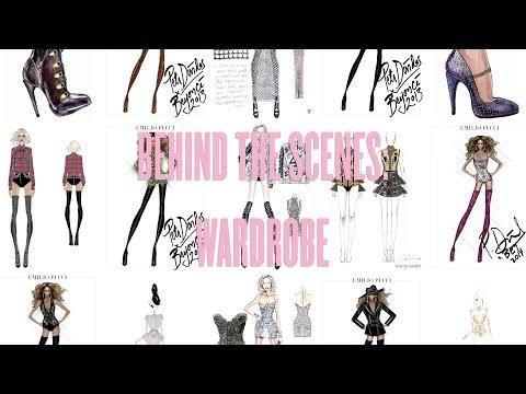 The Mrs. Carter Show: Wardrobe