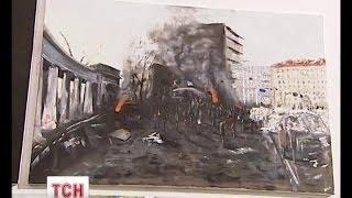 видео Художник, розстріляний за любов до мистецтва