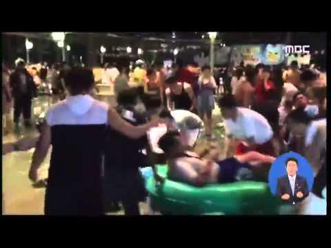 [15/06/28 정오뉴스] 대만 동성애 축제 워터파크 폭발사고… 474명 부상