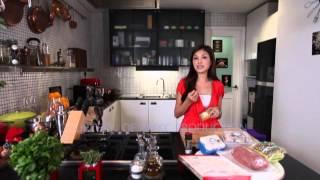 Chef Karen Carlotta - KC in The Kitchen 01 Part 1 - Beef Wellington