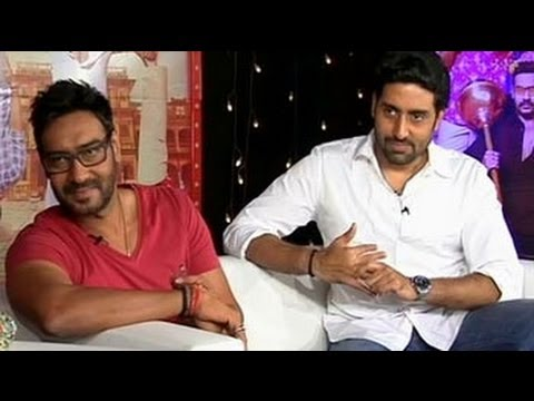 Bol Bachchan: In conversation with the cast