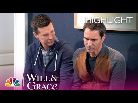 Will & Grace - Jack Drops A Truth Bomb (Episode Highlight)