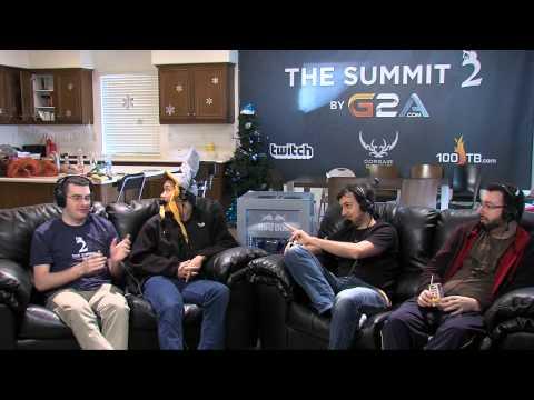 EG vs Secret - The Summit 2 LAN - G1