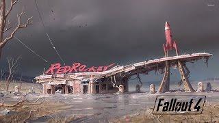 Отбиваем нападение и качаем поселения : Fallout 4