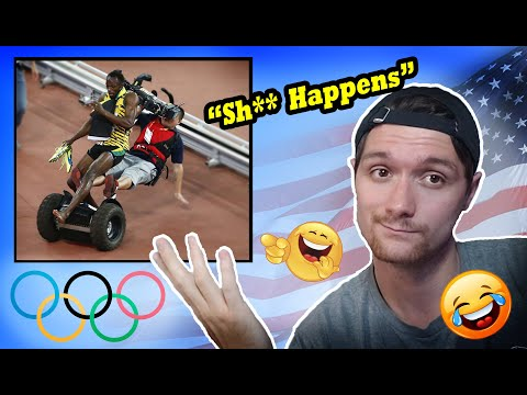 20 Funniest Olympic Fails – American Reacts