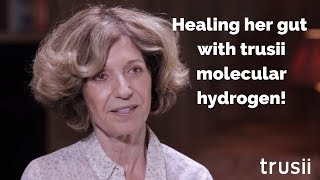 trusii Hydrogen Water Stories: Adrienne noticing clear-headedness, stable mood, and gut health!