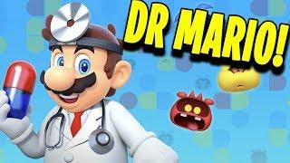 DR Mario World Gameplay PL - POWRÓT MARIO NA TELEFON