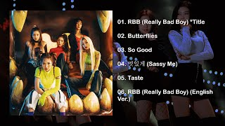 Red Velvet ( 레드벨벳 ) - RBB ( Really Bad Boy ) [ FULL ALBUM ]