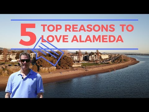 Top 5 reasons To Love Alameda