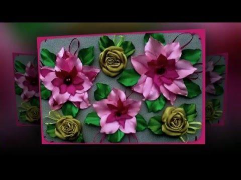 Картины с цветами ручной работы продам